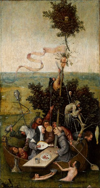 Bosch, ship of fools